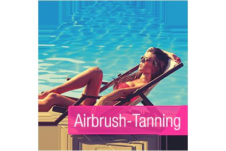 Airbrush-Tanning
