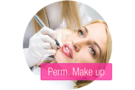 Permanent Make up @Unisex Beauty